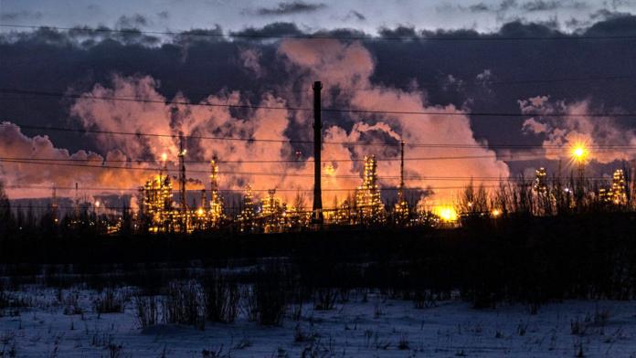 выбросы СО2 Украина