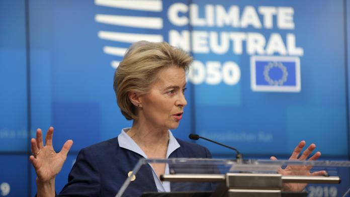 ес климат green deal