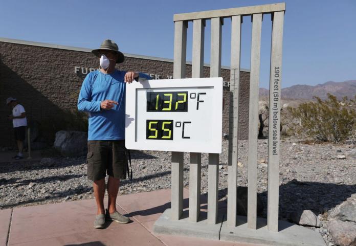 жара температурный рекорд