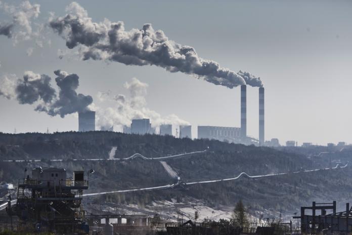 цена квот на выбросы СО2 ЕС