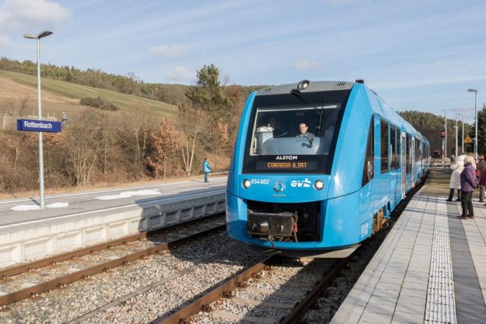 водород транспорт германия